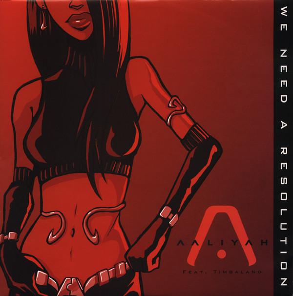 Aaliyah We Need A Resolution Vinyl