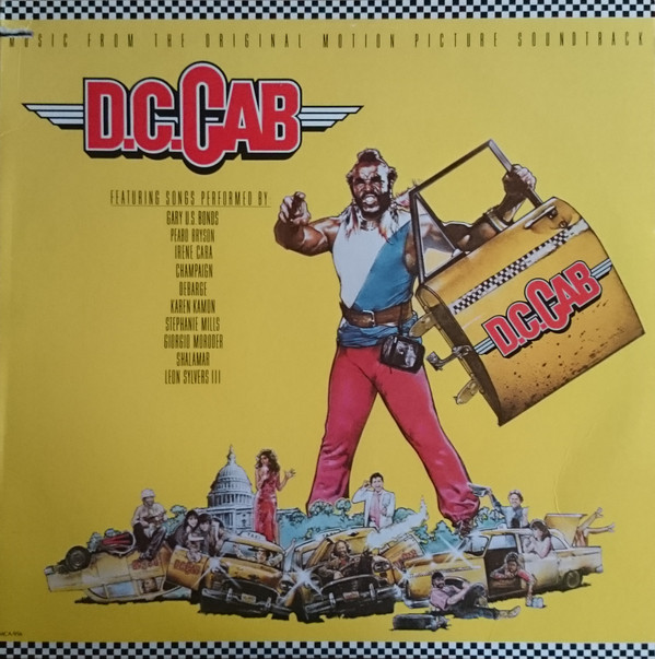 Various D.C. Cab - Music From The Original Motion Picture Soundtrack