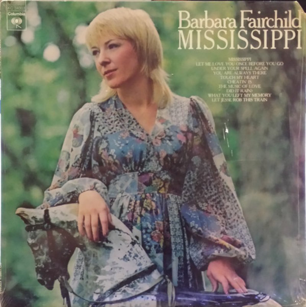 Barbara Fairchild Mississippi Vinyl