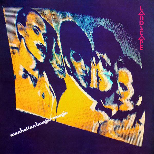 Landscape Manhattan Boogie-Woogie Vinyl