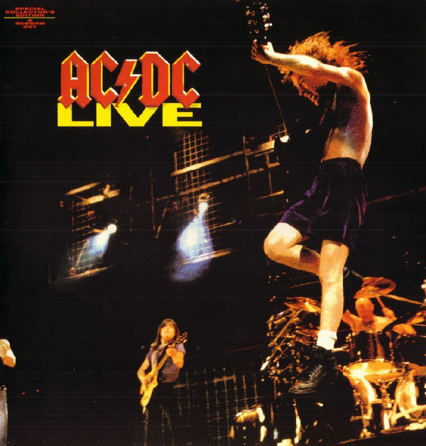 AC/DC AC/DC Live