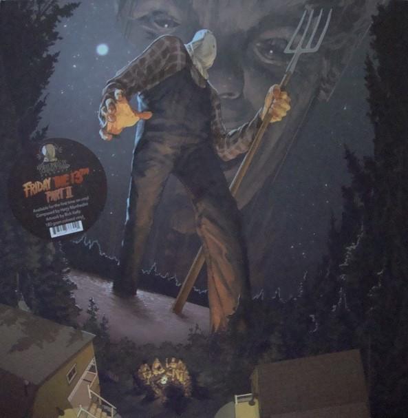 Harry Manfredini Friday The 13th Part II