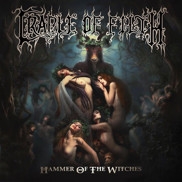 Cardle of Filth Hammer Of The Witches Vinyl