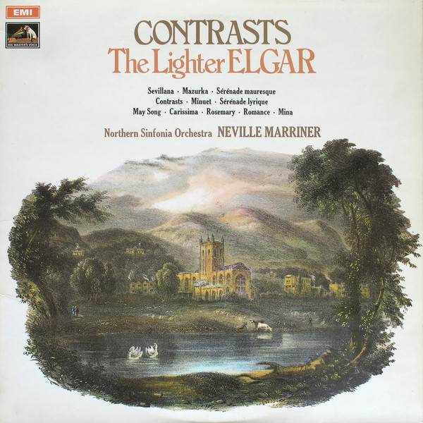 Elgar - Neville Marriner The Lighter Elgar