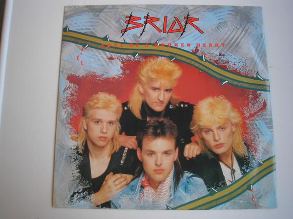 Briar Edge Of A Broken Heart Vinyl