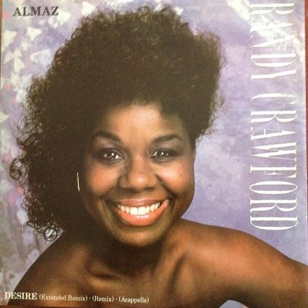 Crawford, Randy Almaz Vinyl