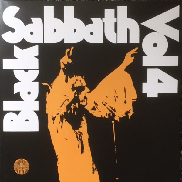 Black Sabbath Black Sabbath Vol 4 Vinyl