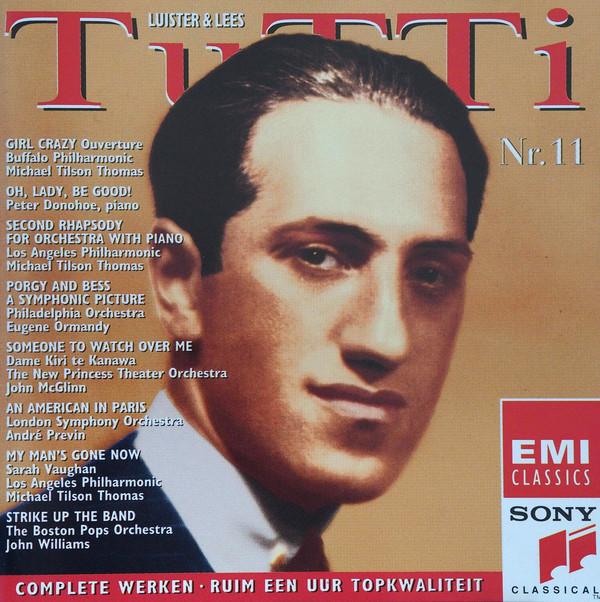 Gershwin, George Tutti Gershwin Nr. 11