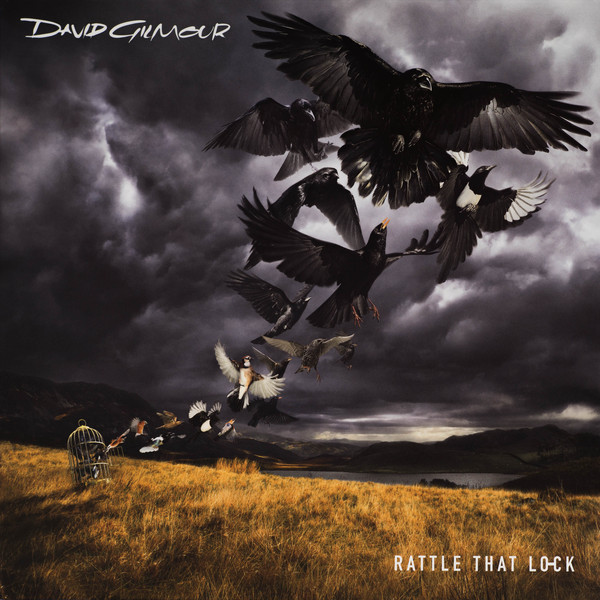 David Gilmour Rattle That Lock Vinyl