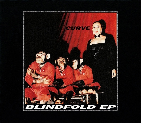 Curve Blindfold EP Vinyl