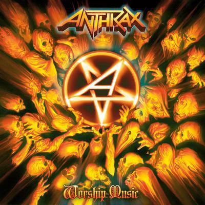 Anthrax Worship Music Vinyl