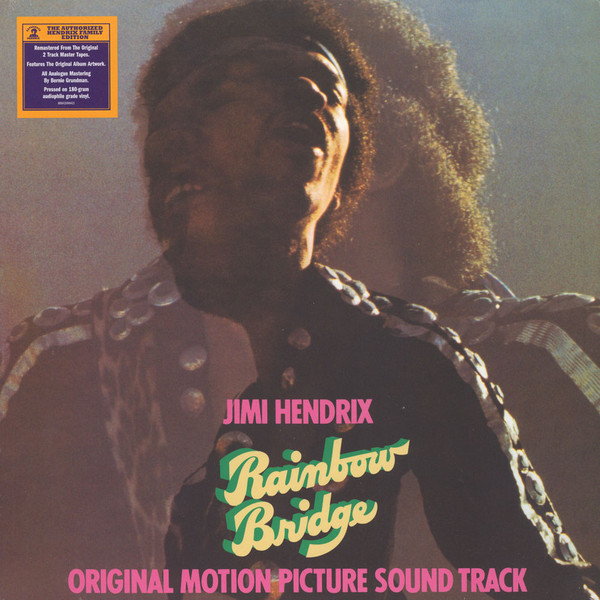 Hendrix, Jimi Rainbow Bridge
