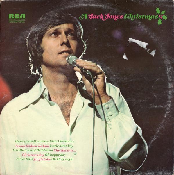 Jones, Jack A Jack Jones Christmas Vinyl