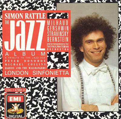 Rattle, Simon The Jazz Album
