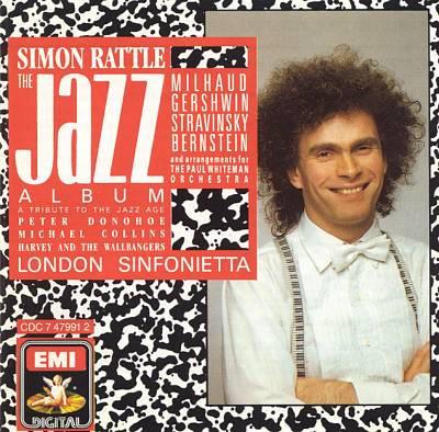 Rattle, Simon The Jazz Album Vinyl