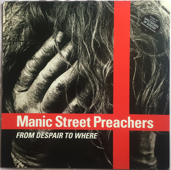 Manic Street Preachers From Despair To Where Vinyl