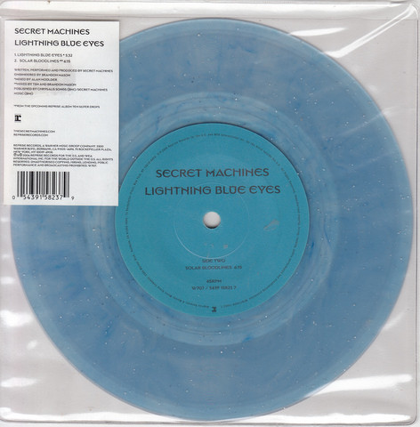 Secret Machines Lightning Blue Eyes