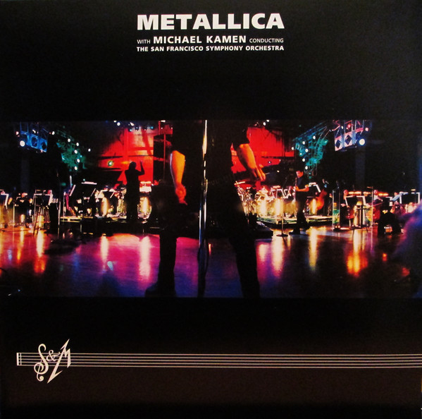 Metallica With Michael Kamen Conducting The San Francisco Symphony Orchestra S & M