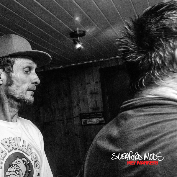 Sleaford Mods Key Markets Vinyl