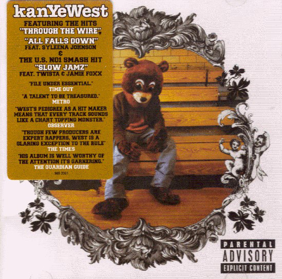 West Kanye The College Dropout