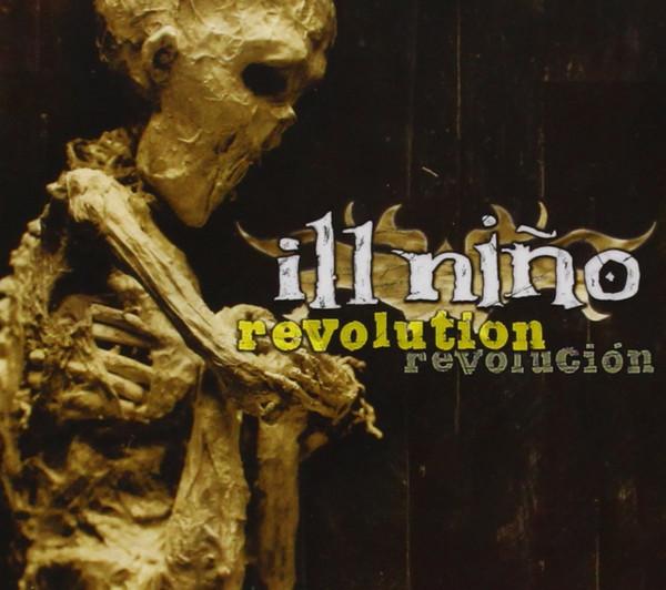 Ill Nino Revolution CD