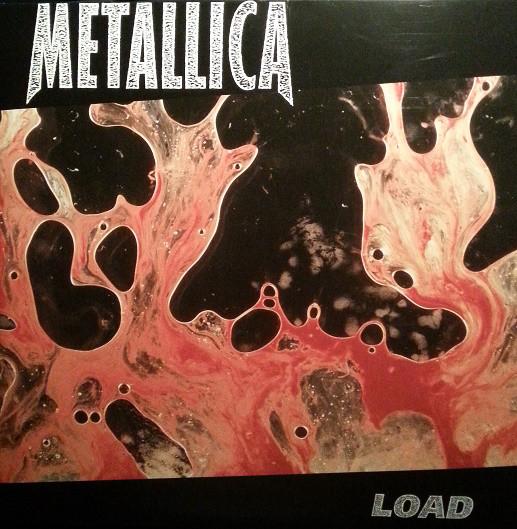Metallica Load Vinyl