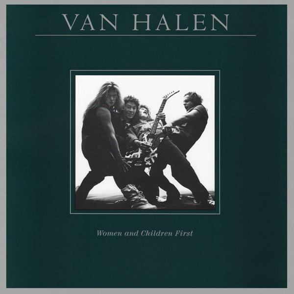 Van Halen Women And Children First Vinyl
