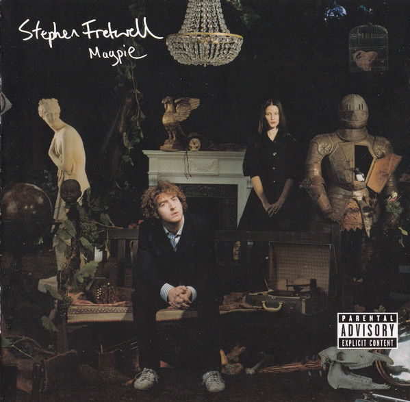 Fretwell, Stephen  Magpie Vinyl