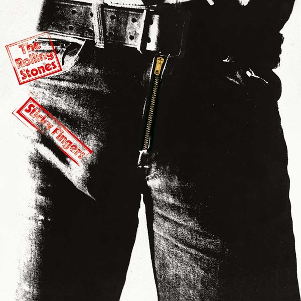 The Rolling Stones Sticky Fingers Vinyl