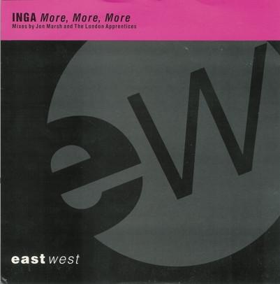 Inga More More More Vinyl