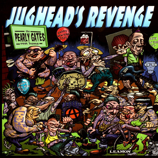 Jughead's Revenge Pearly Gates CD