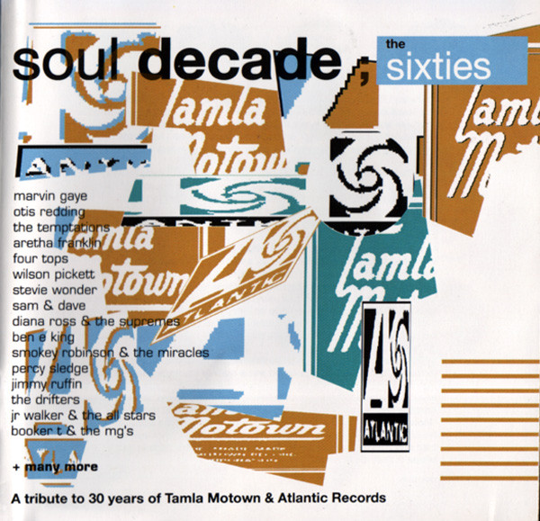 Various  Soul Decade ; The Sixties Vinyl