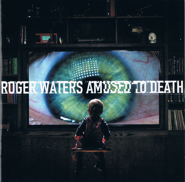 Waters, Rogers Amused To Death CD