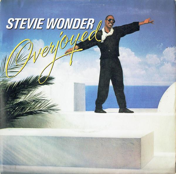 Wonder, Stevie Overjoyed