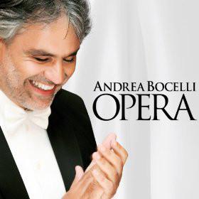 Bocelli, Andrea Opera CD