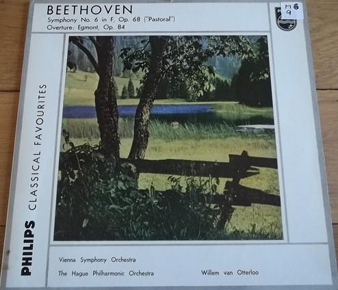 Beethoven - Willem van Otterloo Symphony No. 6 in F, Op. 68 (