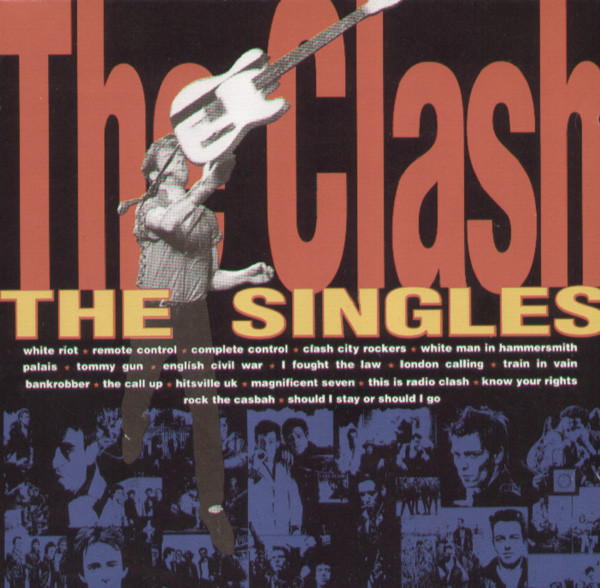 Clash (The) The Singles