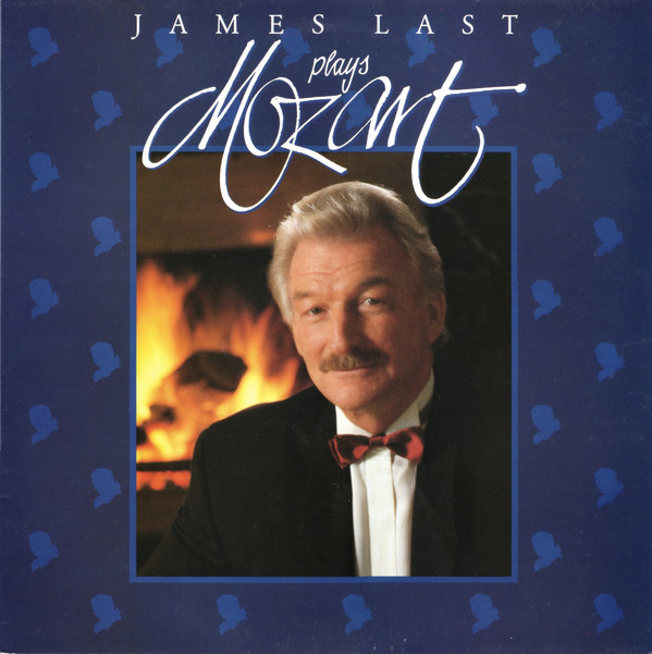 Last, James James Last Plays Mozart Vinyl
