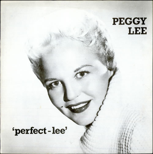 Lee, Peggy Perfect-Lee Vinyl