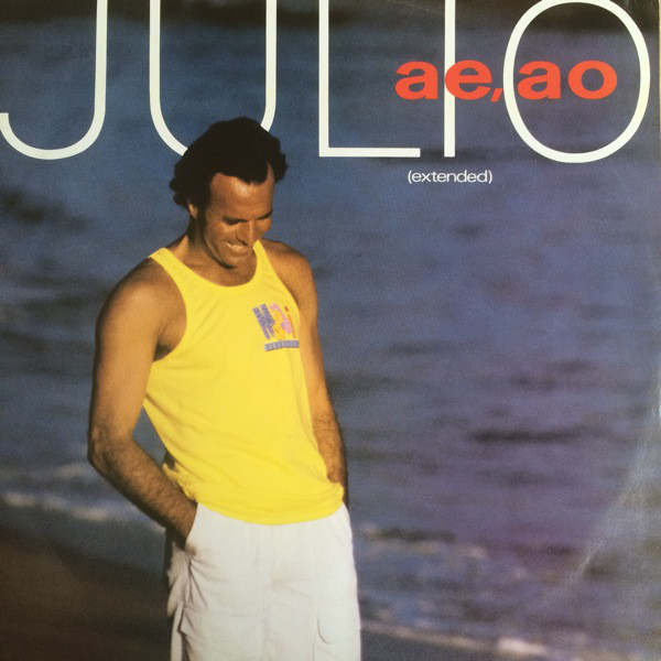 Iglesias, Julio Ae, Ao Vinyl