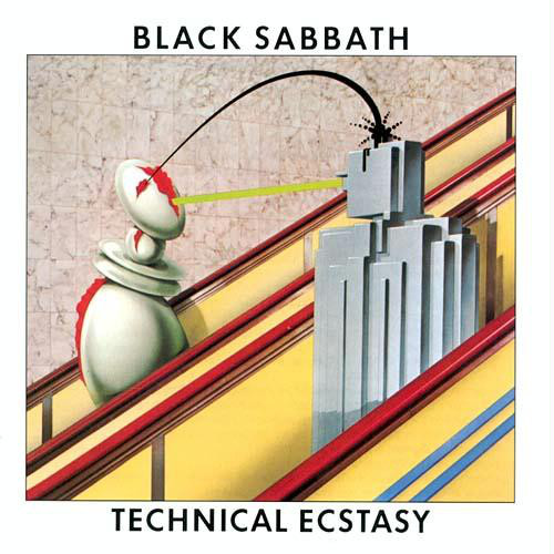 Black Sabbath Technical Ecstasy  Vinyl