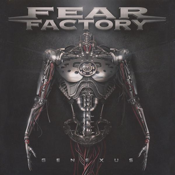 Fear Factory Genexus Vinyl