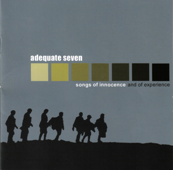 Adequate Seven Songs Of Innocence And Of Experience CD