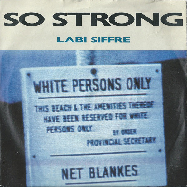 Siffre, Labi So Strong