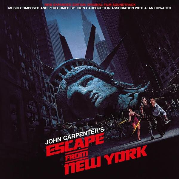 Carpenter, John In Association With Alan Howarth  John Carpenter's Escape From New York Vinyl