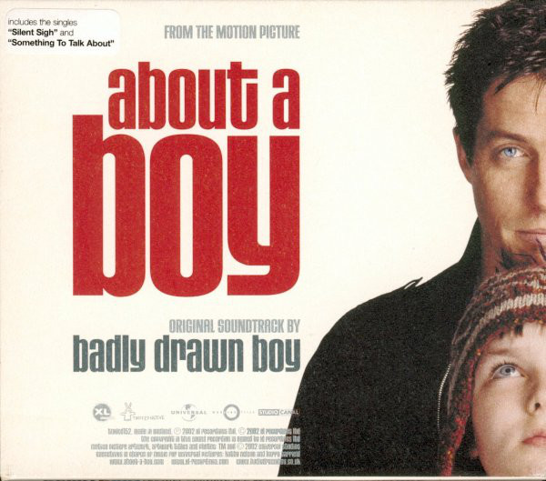 Badly Drawn Boy About A Boy CD