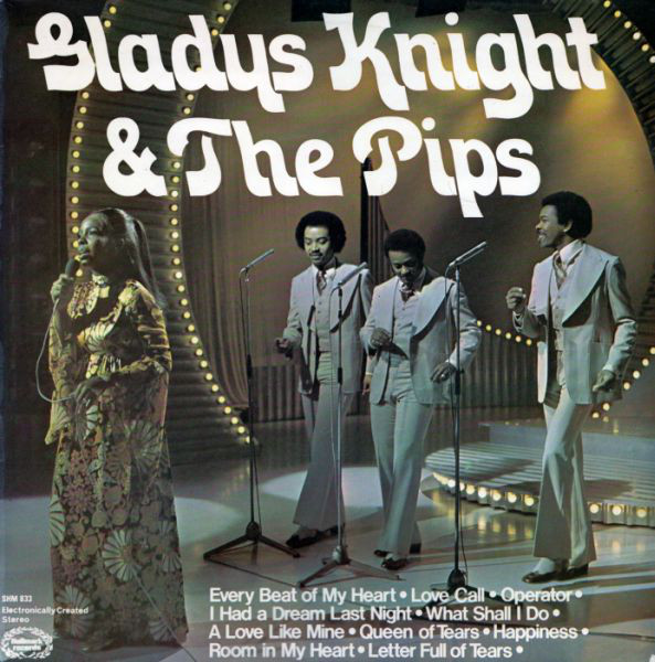 Gladys Knight & The Pips Gladys Knight & The Pips Vinyl