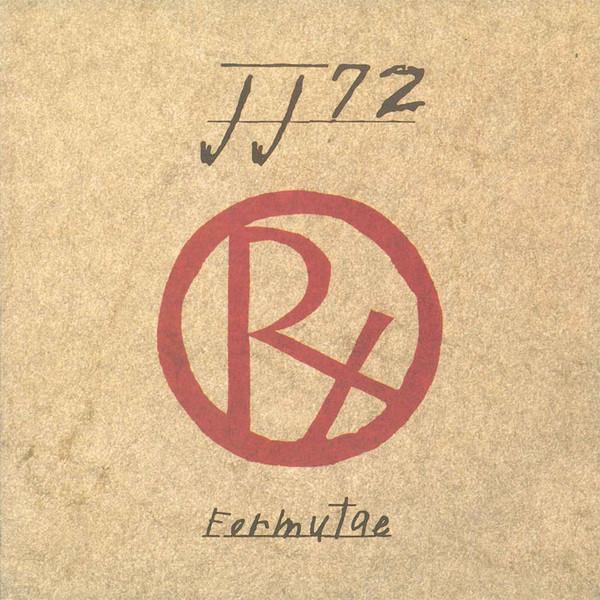 JJ72 Formulae  Vinyl