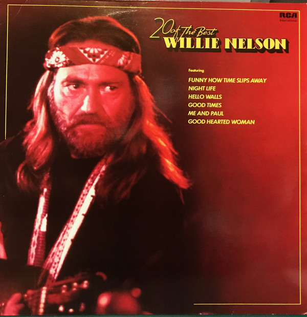 Nelson, Willie 20 Of The Best Willie Nelson