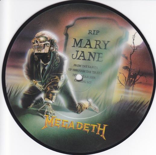 Megadeth Mary Jane